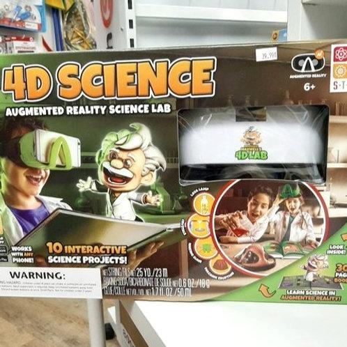 4d Science