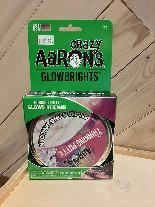 Crazy Aaron's Glowbright:  Enchanting Unicorn