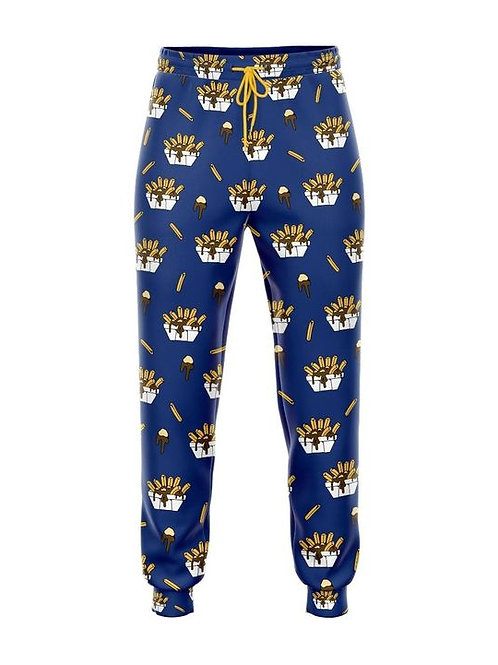 Pajama Pants: Poutine