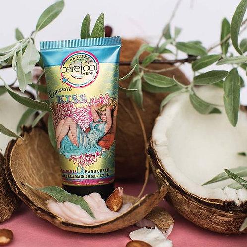 Barefoot Venus: Coconut Kiss Hand Cream