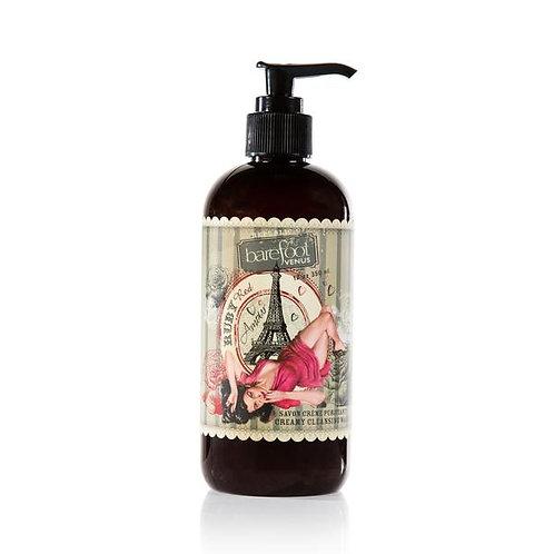Barefoot Venus: Ruby Red White Pine Wash