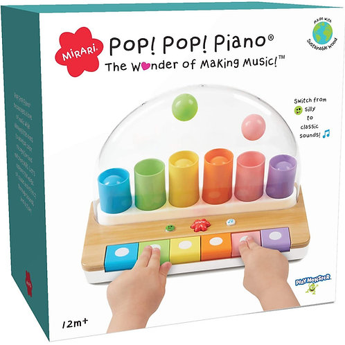 Pop! Pop! Piano