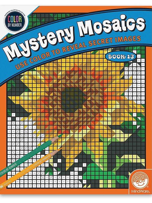 Mystery Mosaics Book 13