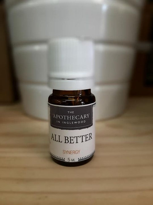 All Better Essential Oil