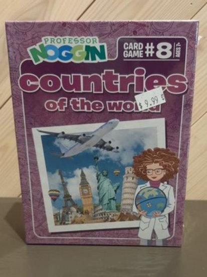 Professor Noggins: Countries of the World
