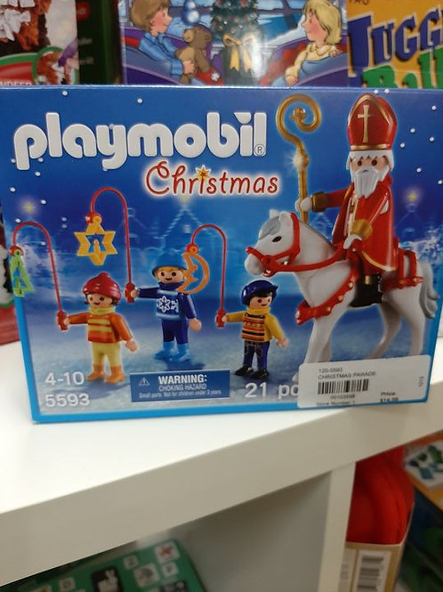 Playmobil Christmas Parade Set