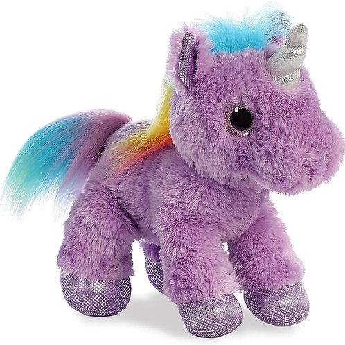 Purple Unicorn Plush