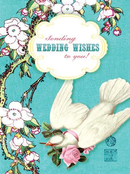 Sending Wedding Wishes To You! Dove