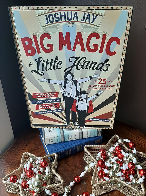 Big Magic Little Hands