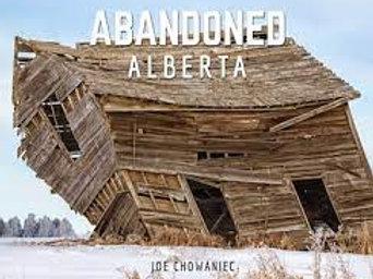 Abandoned Alberta book