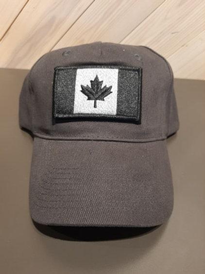 CANADA SHIELD Cap, SLATE