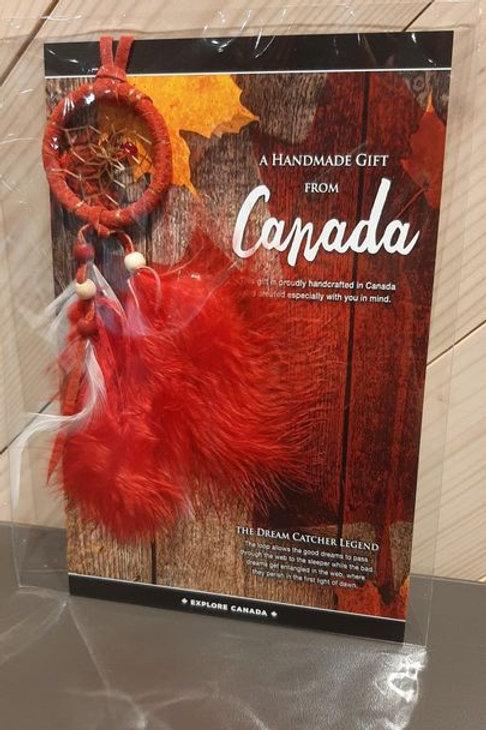 Dream Catcher Card: Canada