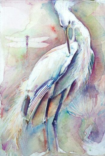 174 Snowy Egret