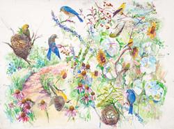 200 Goldfinch