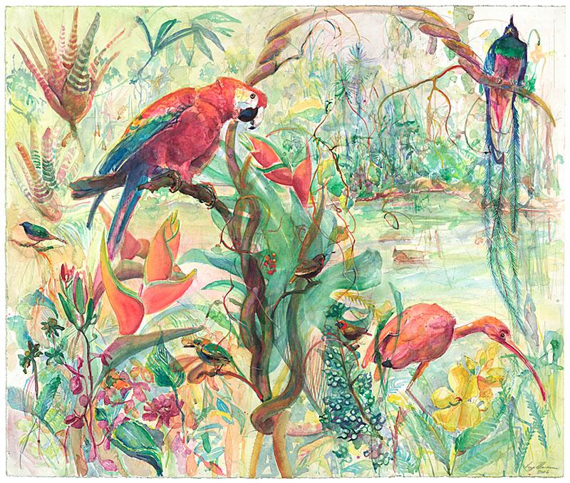 146 Scarlet Macaw2