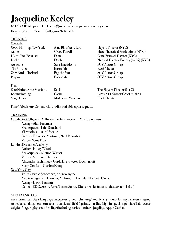 Jacqueline Keeley Theater Resume PDF.tif