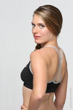 Denise Austin Fitness Video Shoot