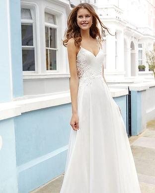 Adore by Justin Alexander wedding dress