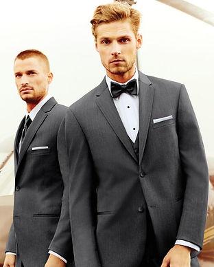 Jim's Formal Wear tuxedo's & suits for groomsmen