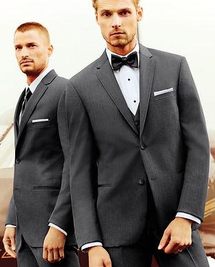 tuxedo's & suits for groomsmen