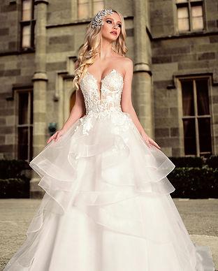 Cristiano Lucci wedding dress