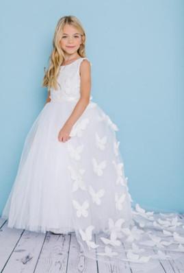 Flower Girl & Communion Dresses