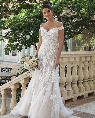 Sincerity Bridal wedding dress