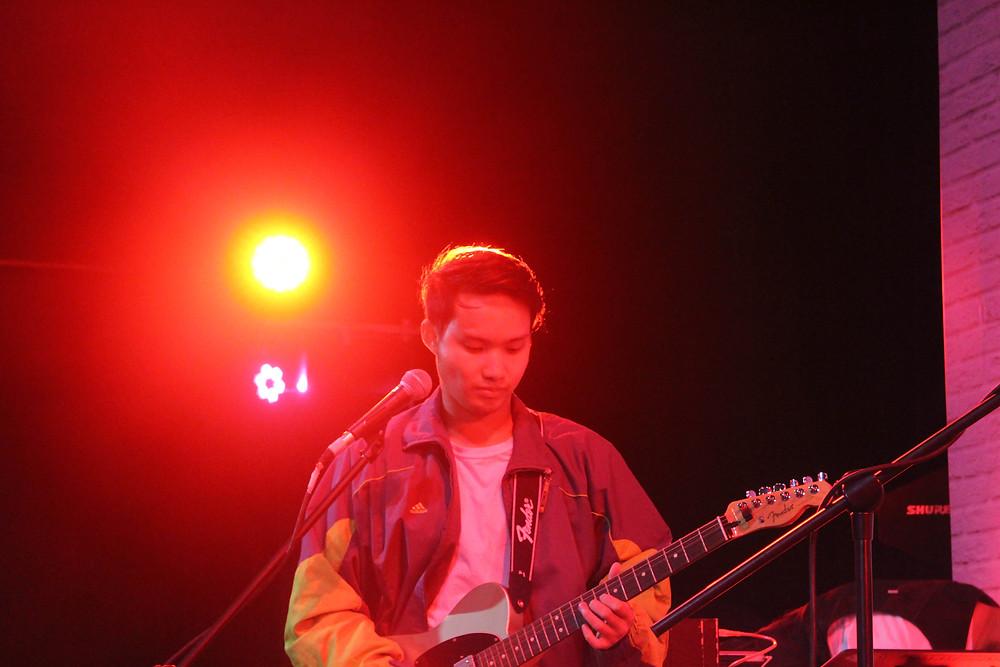 Lesha YouTube NextUp Manila 2018 Pop-Up Space Fitz Shioda