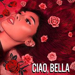 Lesha Ciao Bella Artwork Spotify Cover .