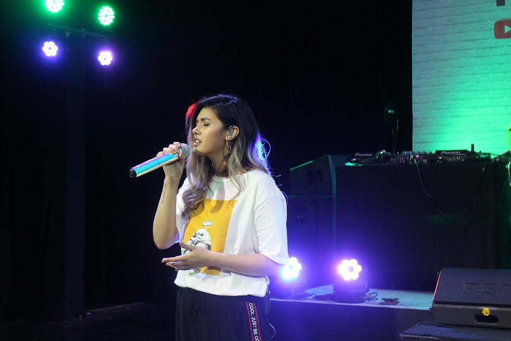 Lesha YouTube NextUp Manila 2018 Pop-Up Space