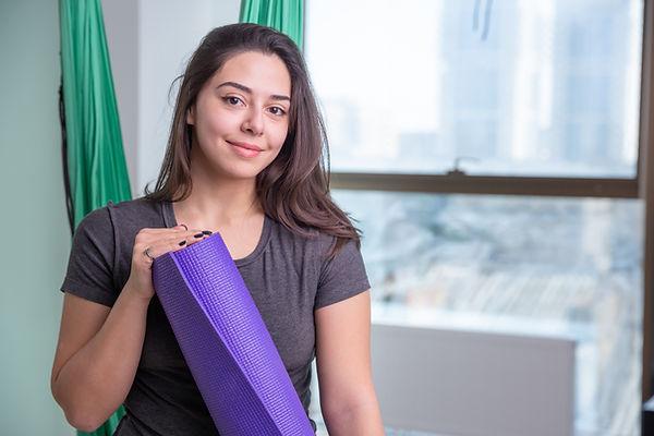 Yoga postanatal Gap