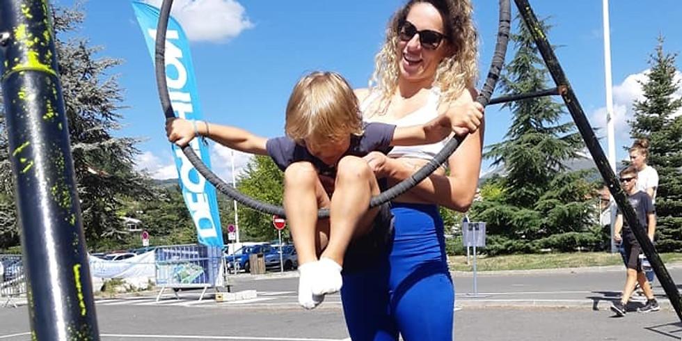 Vital Sport Décathlon Gap - Initiation