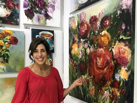Artist Interview Series: Lauren Morris and the Journey of an Artist