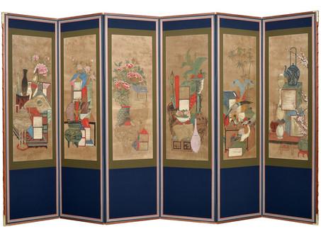 Korean folk art, or minhwa