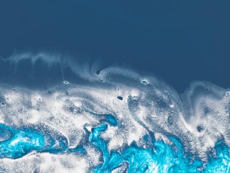 Ocean art: Emotional perception