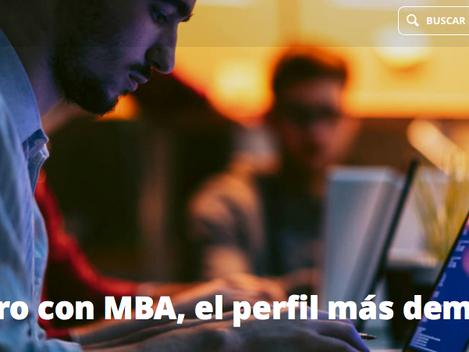 Ingeniero con MBA, el perfil más demandado