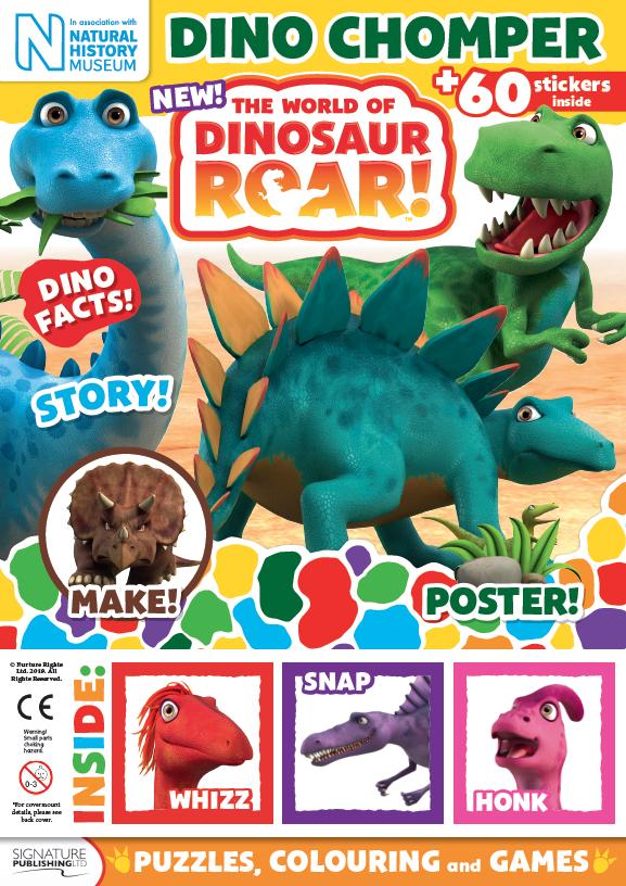 The World of Dinosaur Roar