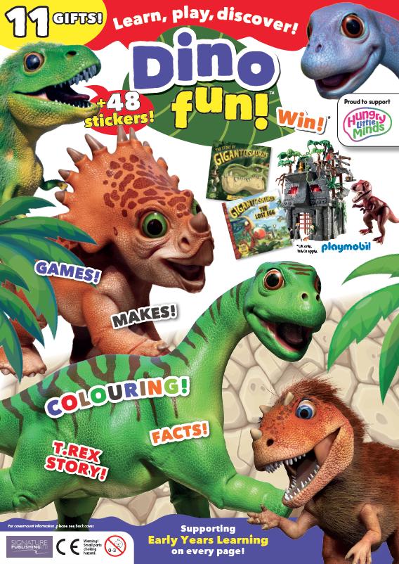 Dino Fun!