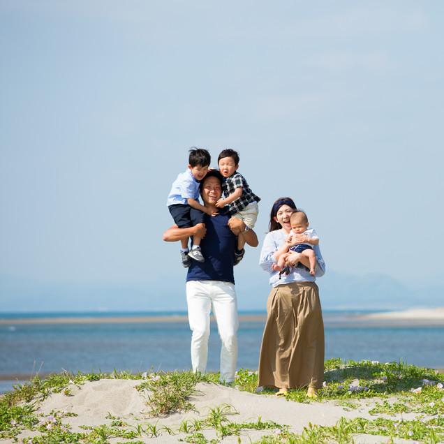鹿児島海ロケ吹上浜