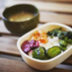 私のお漬物ブーム__#ご飯と味噌汁#幸せでございますね(^ ^)