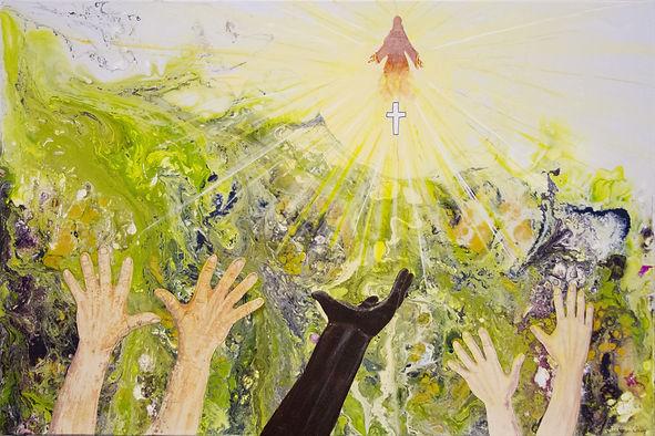 Hallowed Be Thy Name - Barbara Gilley- f