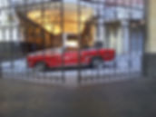 Melbourne Mustang Car Hire