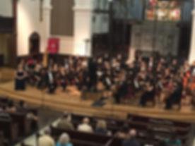 Liebestod with National Philharmonic pla