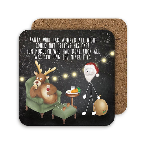 MINCE PIES COASTER