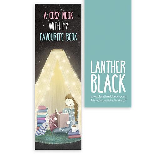 COSY NOOK bookmark - BM02