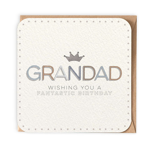 GRANDAD GREETING CARD