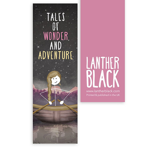 WONDER AND ADVENTURE BOOKMARK