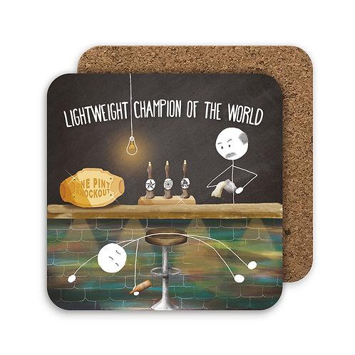 LIGHTWEIGHT CHAMPION COASTER