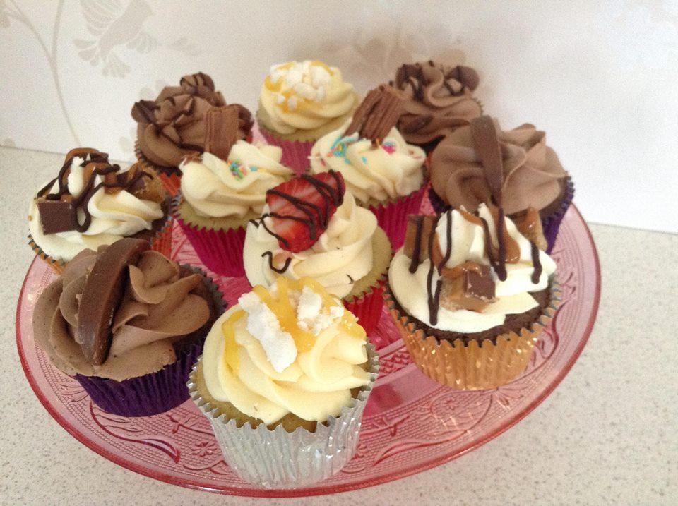 Award Winning Cupcakes