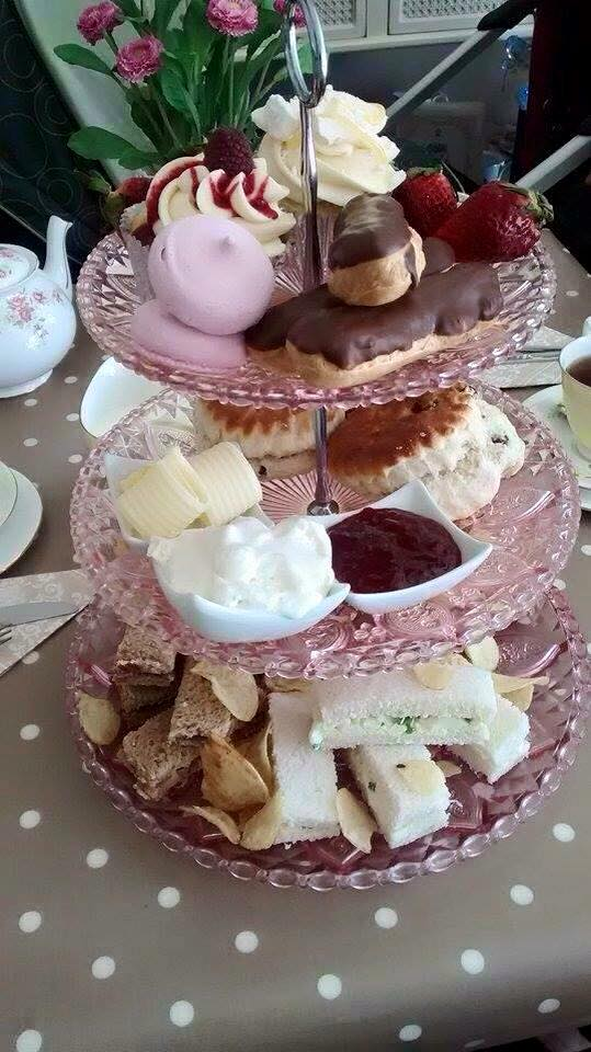 Lady B's High Tea
